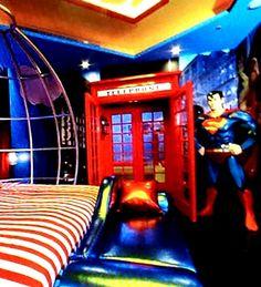Superman Themed Bedroom boys bedroom lego batman 3d single duvet quilt set bedding