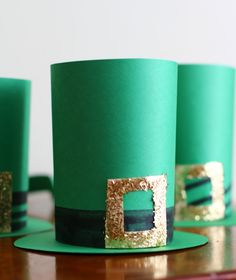 top of the mornin' leprechaun hat craft