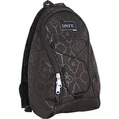 Dakine Go Go 6L I am so excited about this bag! I am on crutches for 4 more weeks and then in a boot, so this will be so wonderful for carrying all my stuff!! Trendy and stylish, mini backpacks rock!