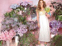 Coleção de sapatos para as noivas da Sarah Jessica Parker