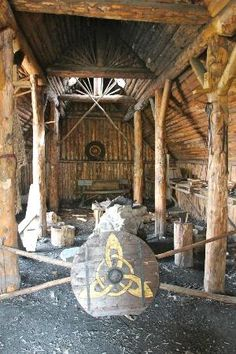 Image detail for -Norstead Viking Village Reviews - L'Anse aux Meadows, Newfoundland and ...