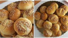 Bayatlamayan 3 – 2 – 1 Poğaçası Tarifi Pretzel Bites, Kefir, Health And Beauty, Chicken Recipes, Muffin, Food And Drink, Bread, Breakfast, Desserts