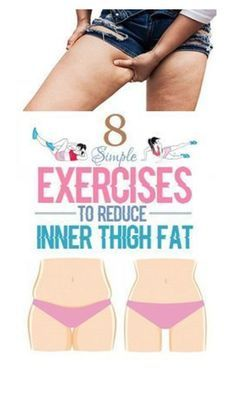 Try these 8 exercises to reduce inner thigh fat – Surreal Dream