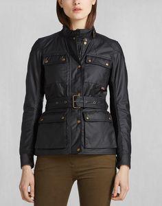 Roadmaster Jacket Black - $380.00