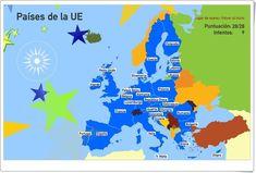 Países de la Unión Europea (Toporopa.eu)