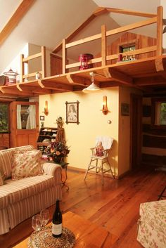 Dogwood Cabin, The Inn & Spa at Cedar Falls in Hocking Hills