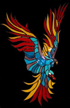 Glass Haunt. 218 N McLeansboro St, Benton, IL (618) 439-9481: Phoenix rises from the ashes, literally!