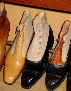 Zapatos Polaina.... Los adorooo...