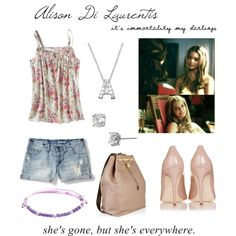 A full outfit from Alison. | Pretty Little Liars