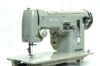 "Overview with lots of pictures from 7Sew.  ""World's best sewing machine in history""  This looks exactly like mine."