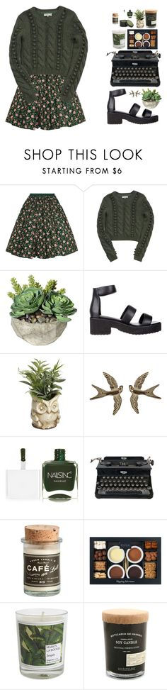 """Без названия #89"" by sinyukovayulya ❤ liked on Polyvore featuring Ashish, Opening Ceremony, Soles, Pier 1 Imports, Wet Seal, Nails Inc., Jayson Home, Maison La Bougie and Archipelago Botanicals"