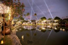 Wedding venue, decorated by dekorindo, photo documentation by EMOTURE