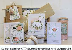 Seabrook Designs Close To My Heart, I Card, Gift Wrapping, Gifts, Design, Gift Wrapping Paper, Favors, Gift Packaging, Presents