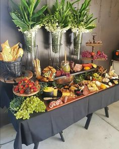 food displays for parties ; food displays for parties buffet tables ; food displays for parties events ; food displays for parties appetizers ; Party Food Buffet, Party Food Platters, Cheese Platters, Wedding Buffet Food, Cheese Table, Table Party, Charcuterie Recipes, Charcuterie Platter, Charcuterie And Cheese Board