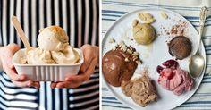 Vonku je čoraz teplejšie a myslíme, že celkom radi uvítate recept na domácu zmrzlinu. Fitness zdravá domáca zmrzlina len z jedinej ingrediencie   5 variant