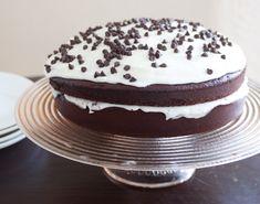 Big Pink Rhubarb Cake | Recipe | Rhubarb Cake, Cakes and Retro Recipes