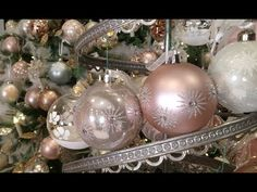 How To Create a Breathtaking Christmas Garland for Your Stairway - YouTube