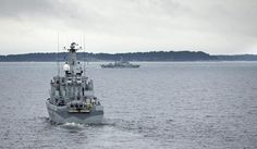 THE RUSSIAN SUBMARINE IN SWEDISH WATERS ISN'T THE ONLY UNWELCOME VISITOR IN THE BALTIC SEA - Sweden, Finland, Latvia, Lithuania and Estonia are all reporting massively increased military trespassing by the Russian military