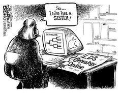Luke Skywalker Genealogy