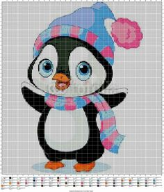 Photo only but the bottom does have color key Cross Stitch Quotes, Cross Stitch Letters, Cross Stitch Pictures, Cute Cross Stitch, Cross Stitch Borders, Cross Stitch Animals, Counted Cross Stitch Patterns, Cross Stitch Designs, Cross Stitching
