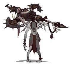 Creature Concept, Monsters, Legends, Creatures, Board, Artwork, Character, Dark Fantasy, Costumes