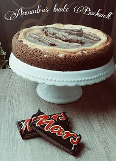 Mars- Cheesecake
