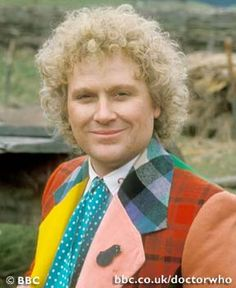 The Sixth Doctor Colin Baker | Colin Baker the 6th incarnation (1984-86) of The Doctor. | Doctor Who ...