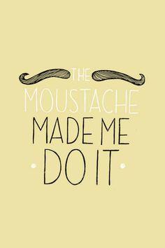 mustacheblame