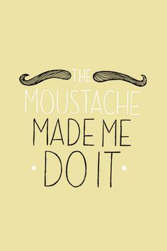 mustache made me do it, oh my, thus might have to be made into a shirt for the little man!!