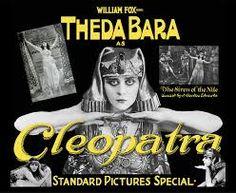 Image result for theda bara cleopatra