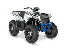 New 2016 Polaris Scrambler® 850 ATVs For Sale in Wisconsin. Class leading 78 horsepower ProStar® 850 twin EFI engine On-demand true All Wheel Drive (AWD) Packed with race proven sport performance features