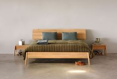 Cama Air Roble