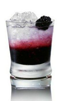 Blackberry Vodka Lemonade