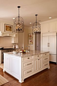 Kitchens With Cream Colored Cabinets Design, Pictures ...