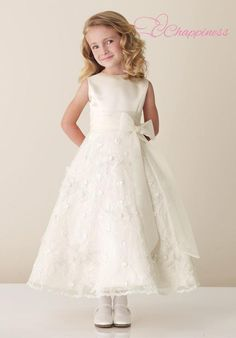 Free Shipping A Line Jewel Tea Length Satin/Tulle/Organza Flower Girl Dress Style Indian Bridal Veils-in Flower Girl Dresses from Apparel  Accessories on Aliexpress.com $48.99 Navy Blue
