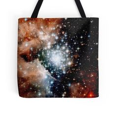 Red Galaxy Tote Bag - Available Here: http://www.redbubble.com/people/rapplatt/works/9063996-red-galaxy?p=tote-bag&ref=artist_shop_grid