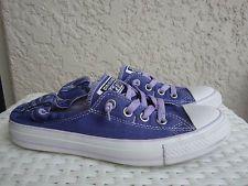 Converse Chuck Taylor All Star Shoreline Slip-On Purple Tie-Dye Women's 8