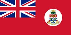 Civil Ensign of the Cayman Islands (pre-1999)