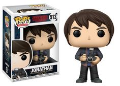 POP! Television: Stranger Things - Jonathan w/ Camera