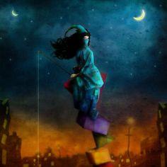 Original Art by Mariana Palova