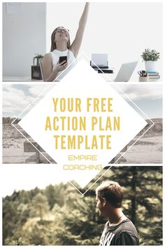 Based on the Principles from Think & Grow Rich. Your Free Action Plan Template Link at bottom of page. Best Self Help Books, Action Plan Template, Think And Grow Rich, Get What You Want, Self Care Routine, Personal Development, Coaching, Empire, Success