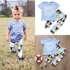 Who's a mama's Boy? - Get this cute outfit at babymea.com - - - - #babymea #baby #babybrother #babystuff #babyclothes #babystagram #babywearing #babyonboard #babyfashion #babystyle #babygirls #babybelly #babylove  #babyshower #babygifts #instakids #beautifulbaby #kidstyles #kidsshop #newmom #newmommy #newmomments Baby Belly, Babywearing, Kid Styles, Beautiful Babies, New Moms, Baby Love, Babyshower, Cute Babies, Baby Gifts