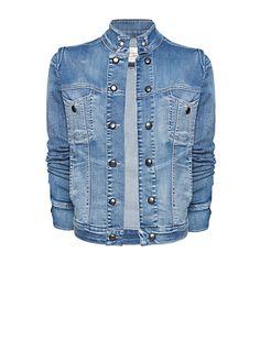 Mango Jeans Jacket.