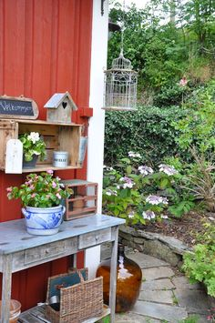 Smallholding in Hidle- Sundet