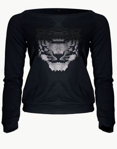 tiger sweater - Follow Fashion