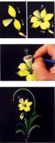 One stroke tutorial
