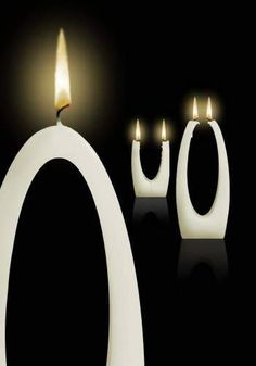 Unique Candles, Best Candles, White Candles, Diy Candles, Decorative Candles, Homemade Candles, Homemade Crafts, Candles In Fireplace, Skull Candle