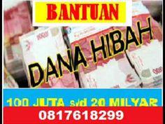 Bantuan Dana Hibah,Bpk H.M.Ridwan 0817618299