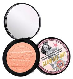 Soap and Glory™ Glow All Out™ Luminizing Face Powder 9g - Boots