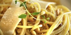 Parmesan, Spaghetti, Pasta, Dinner, Ethnic Recipes, Food, Dining, Meal, Dinners